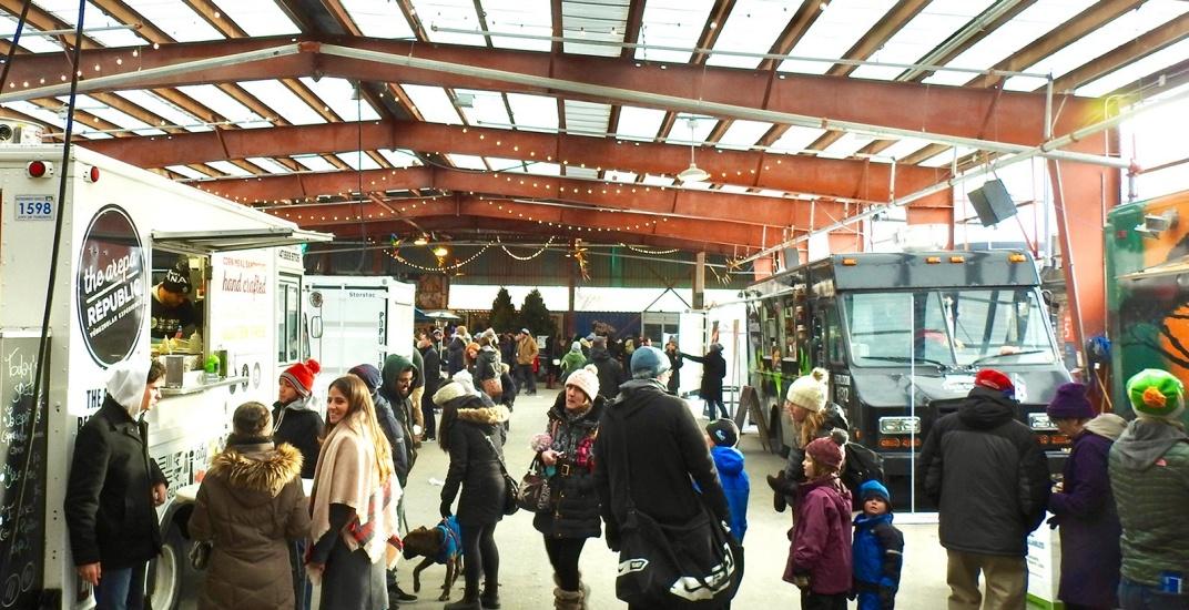 Evergreen's Winter Village returns to Toronto this December