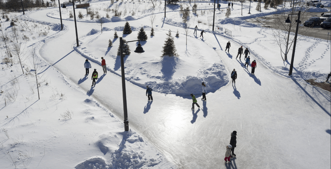 The 10 best skating paths and trails in and around Toronto