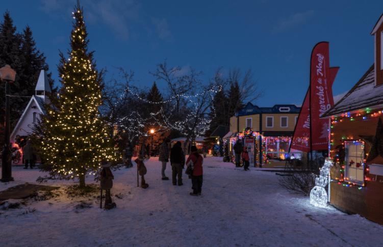 Laval Christmas Village