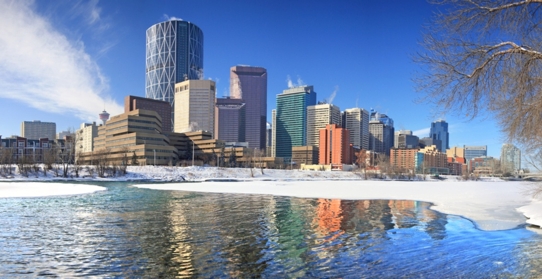 Snow warning issued for Calgary, expecting up to 20 cm