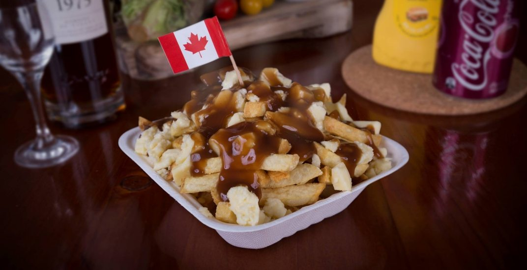 What's on the menu at 'Canadian-themed restaurants' around the world