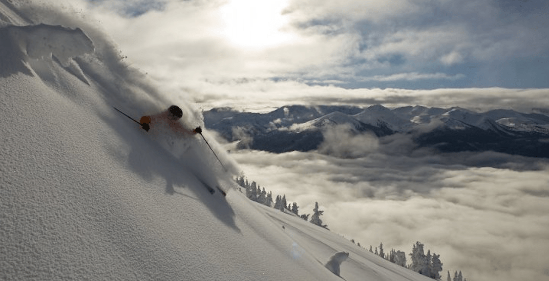 Whistler opens for skiing and snowboarding this Friday