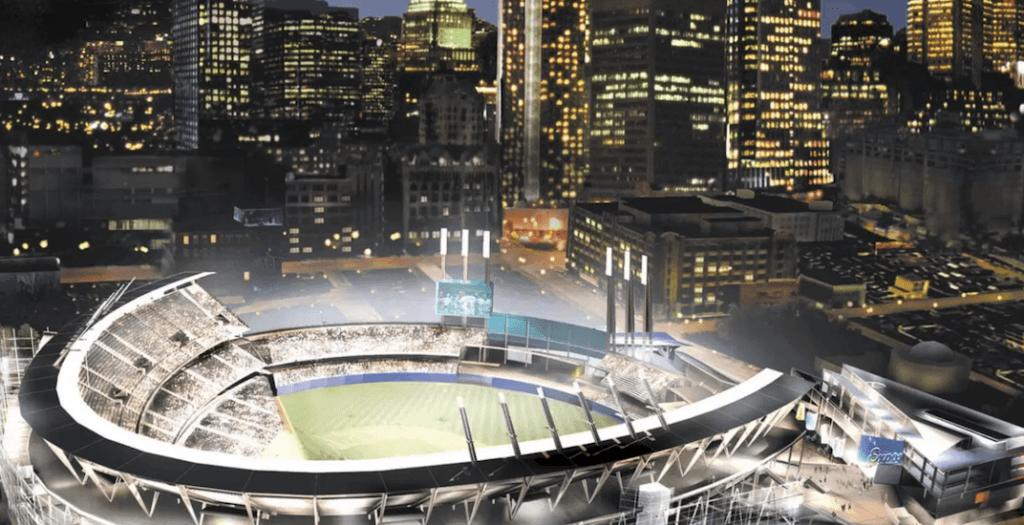 montreal baseball stadium