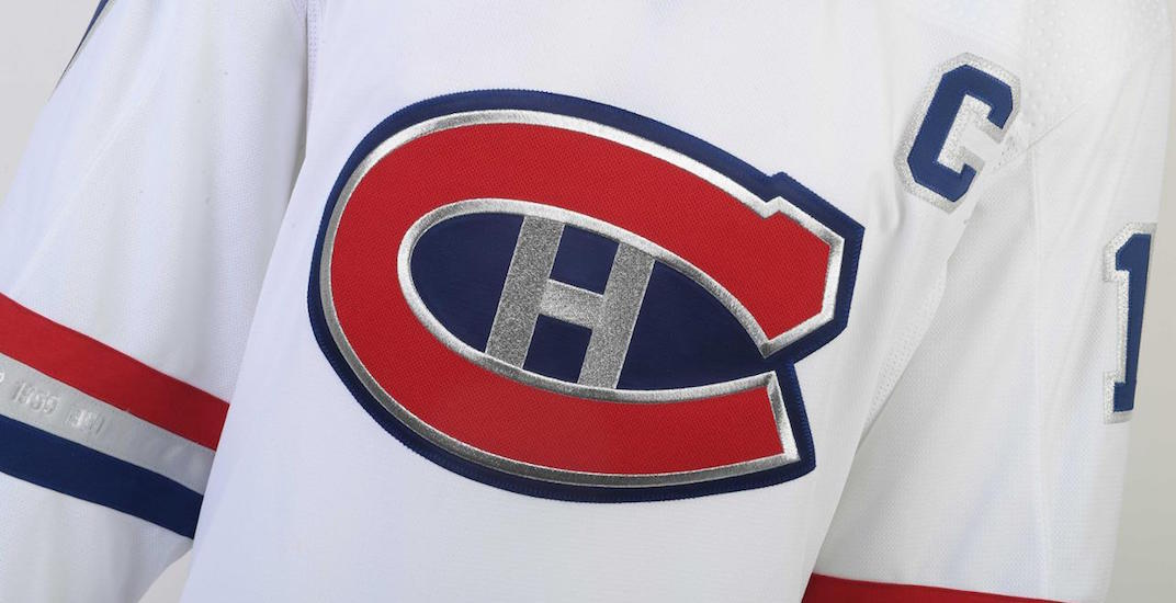 Canadiens jersey gets a new colour added for outdoor game (PHOTOS)