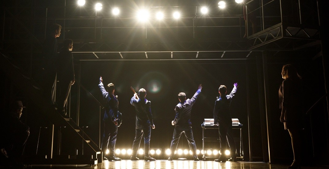 Theatre Review: Jersey Boys is a riveting biography