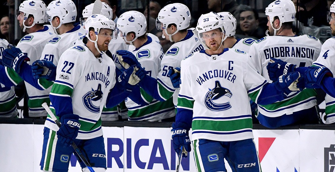 SixPack: Canucks' remodelled power play comes to life in LA