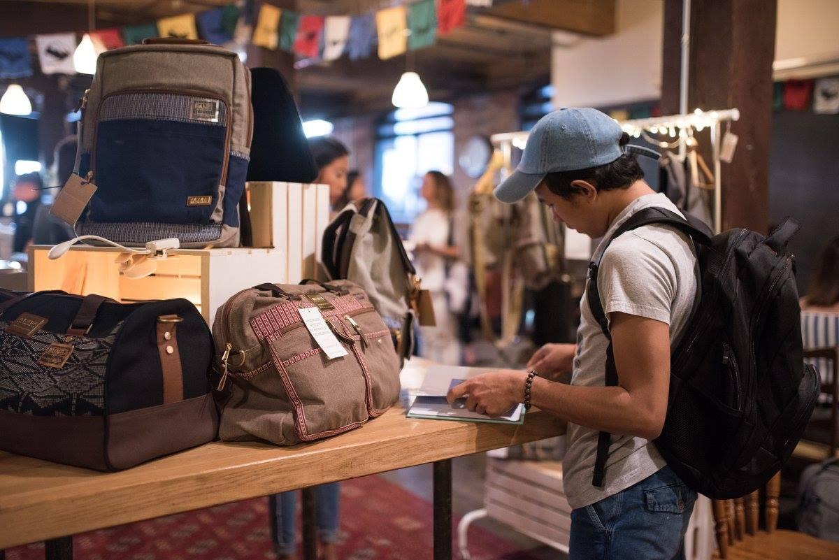 Cambio Market halo halo pop-up