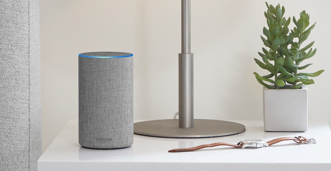 Amazon Echo now available in Canada for first time ever