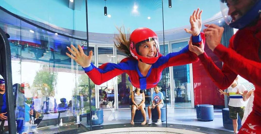 Calgary is getting an indoor skydiving centre