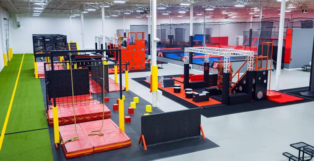Extreme indoor activities you can try out in calgary