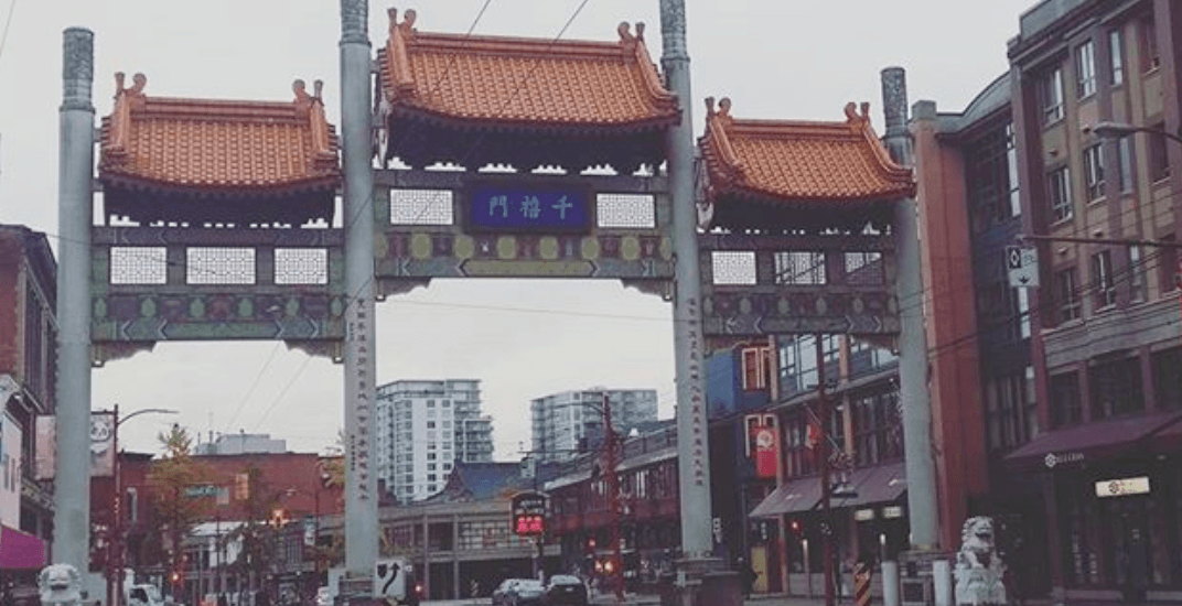 Vancouver's Chinatown named one of Canada's coolest neighbourhoods