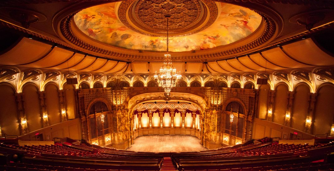 Orpheum interiorvancouver civic theatres