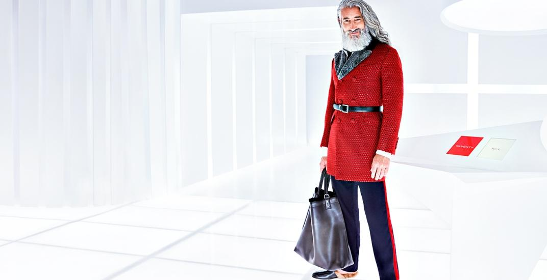 New Fashion Santa coming back to Yorkdale for the 2017