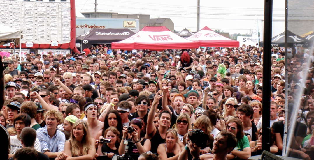 The Vans Warped Tour is making one final stop in Toronto next summer
