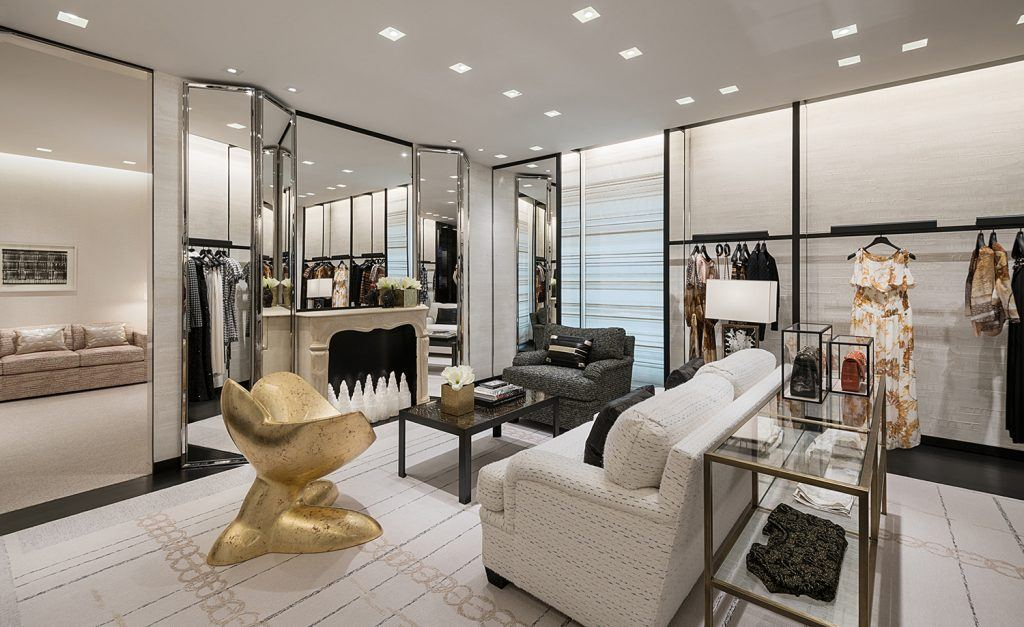 Toronto S New Standalone Chanel Boutique Opens In