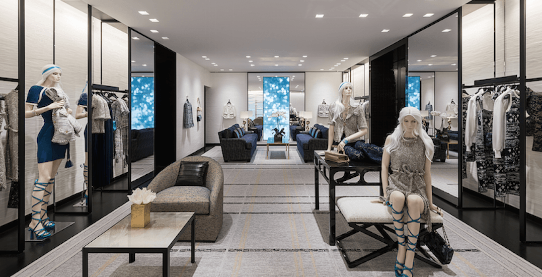 Toronto's new standalone Chanel boutique opens in Yorkville tomorrow (PHOTOS)