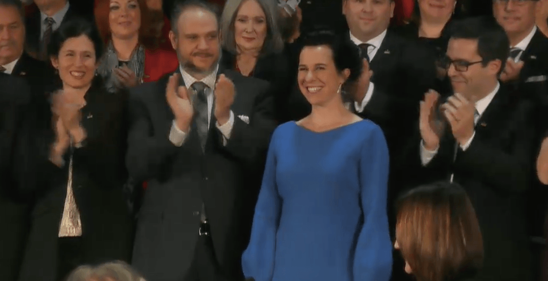 Valerie Plante officially sworn in as Mayor of Montreal