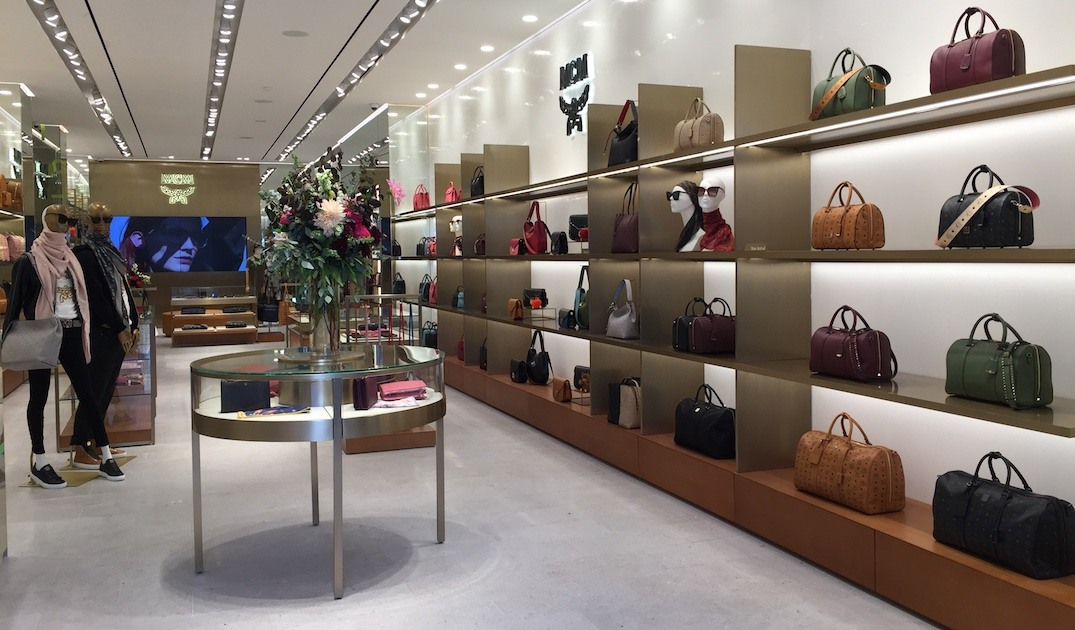 International luxury retailer MCM opens its first Canadian standalone in Toronto