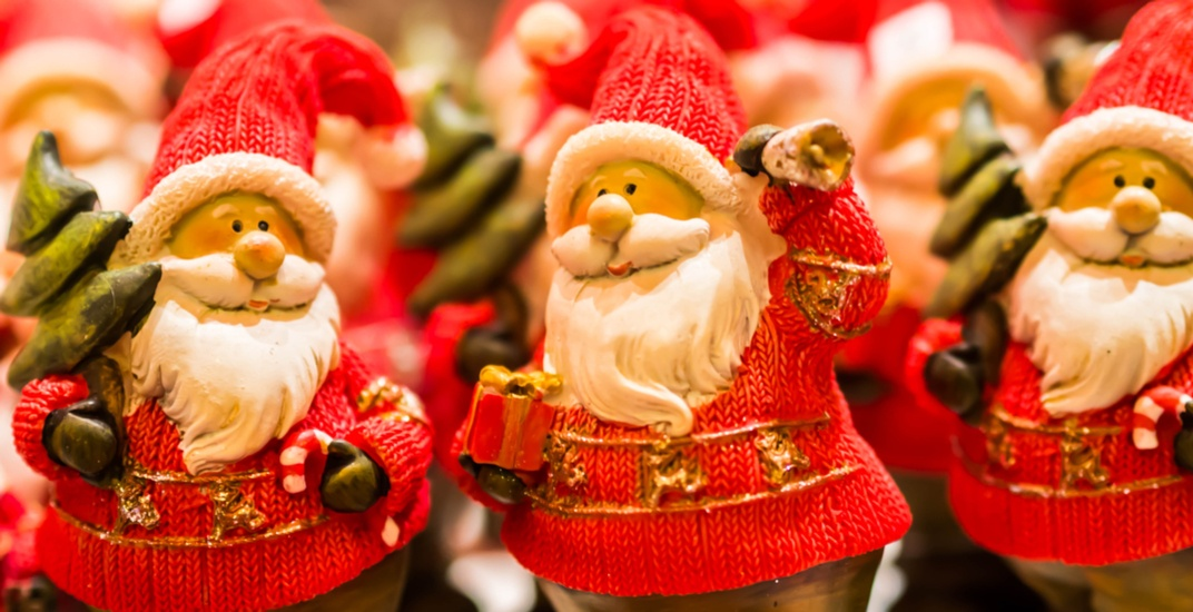 Find your Christmas favourite at the Kitsilano Winter Market
