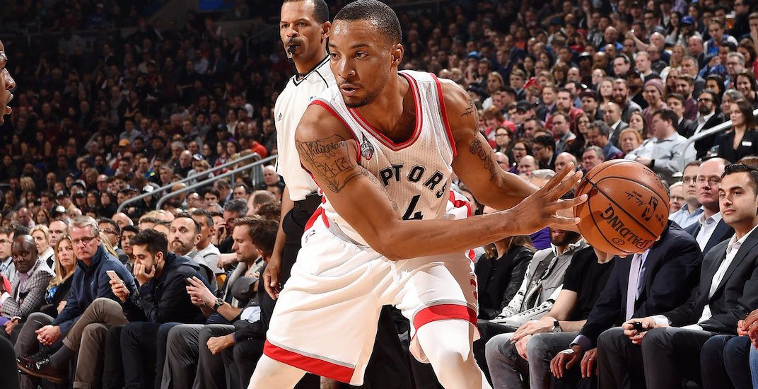 Raptors' Norman Powell out indefinitely with hand fracture