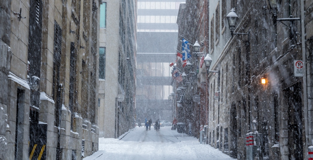 Environment Canada issues cold weather statement for Metro-Montreal area