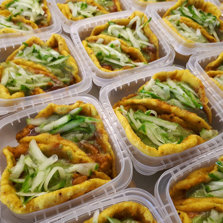 Manipura Doubles food trike