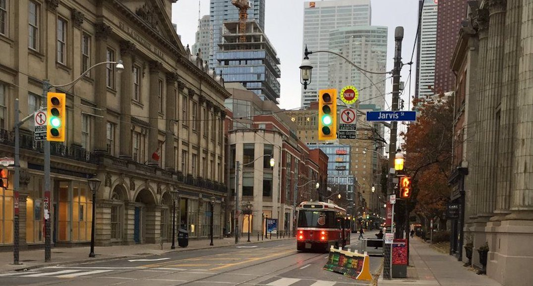 Ticketing for drivers disobeying King Street pilot begins on Monday