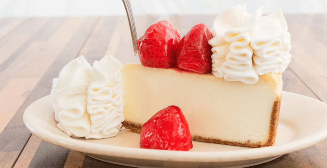 The Cheesecake Factory opens its first Canadian location in Toronto next week