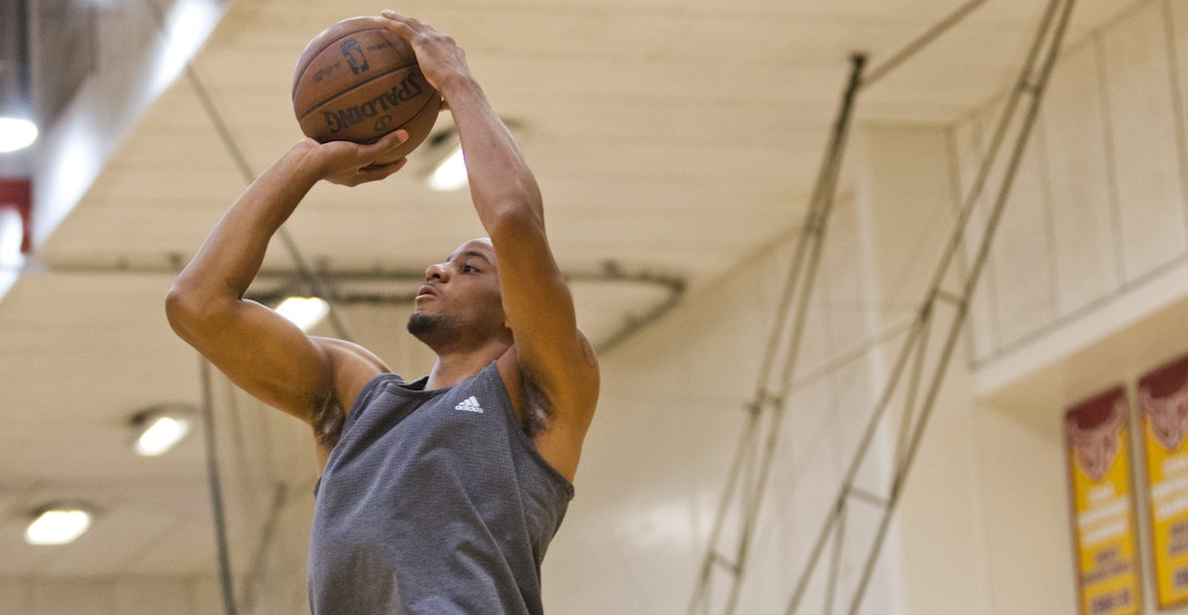 You can meet Norman Powell at Sherway Gardens this weekend