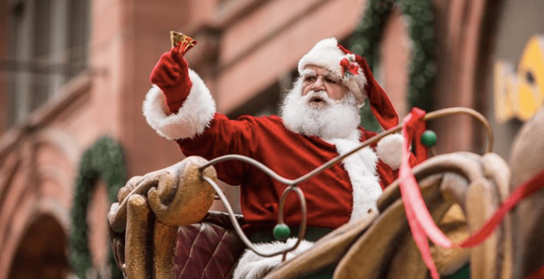 19 magical moments from the Montreal Santa Claus Parade (PHOTOS)