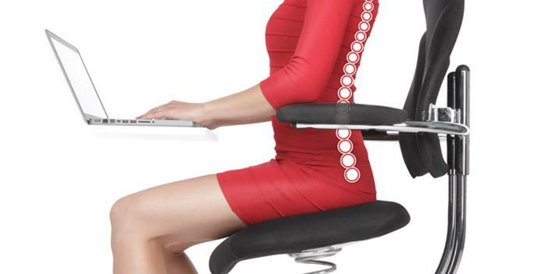 Fix your back with a SpinaIiS ergonomic chair worth $1190 (CONTEST)