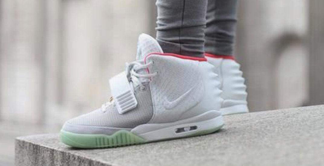 Nike air yeezy sneakerspinterest