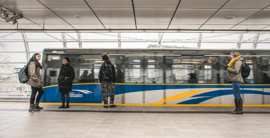 [UPDATED] Downtown Vancouver SkyTrain Stations' power restored