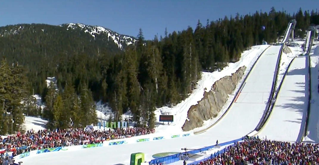 Whistler being considered for multi-city bid for 2026 Winter Olympics
