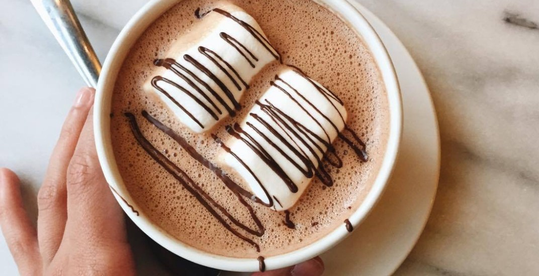 Where to find the most decadent hot chocolate in Toronto