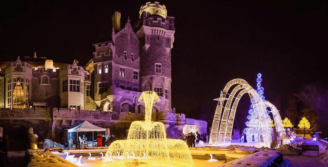 Casa Loma is transforming into a winter wonderland next month (PHOTOS)