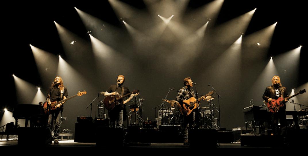 The Eagles Calgary 2018 concert at Scotiabank Saddledome