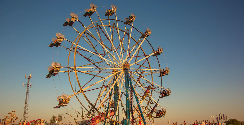 Ferris wheel lower lonsdale bia