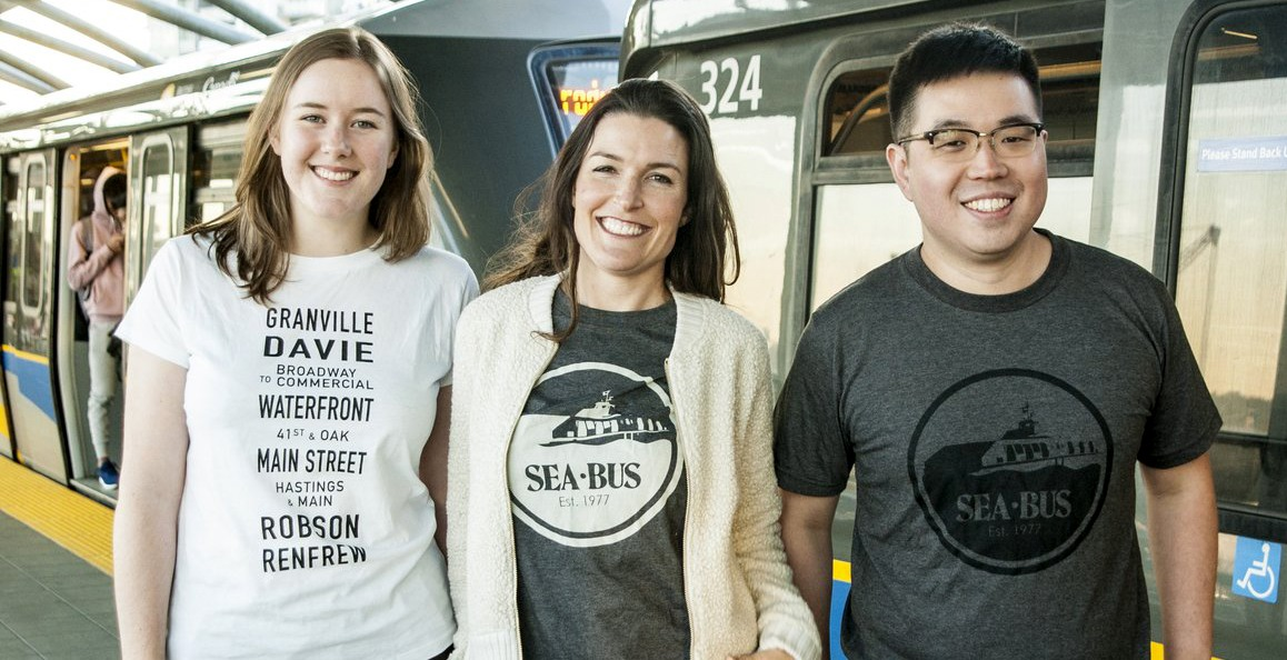 TransLink opens transit-themed merchandise store online (PHOTOS)