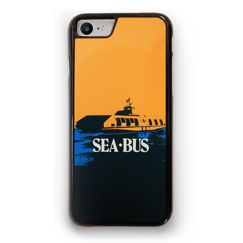 Retro SeaBus iPhone 7 case (TransLink)