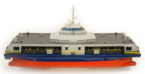 SeaBus scale model (TransLink)