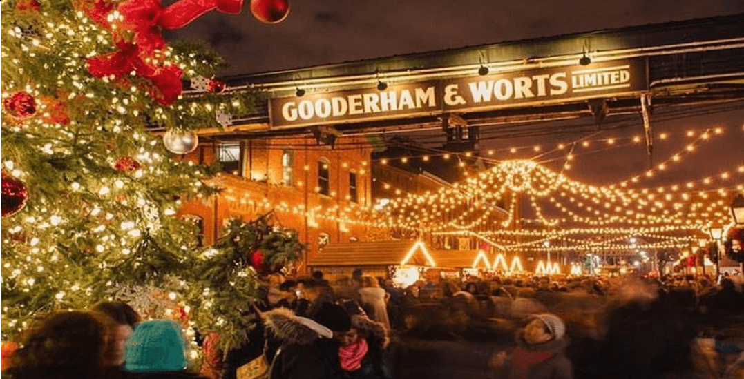 CNN names Toronto Christmas Market one