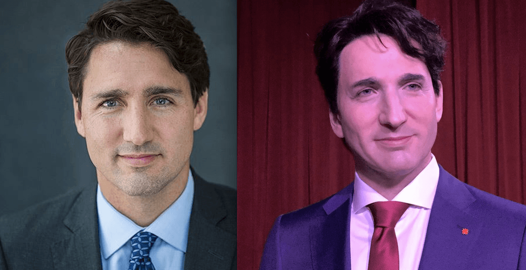 Montreal museum unveils Justin Trudeau wax figure and it looks nothing like him