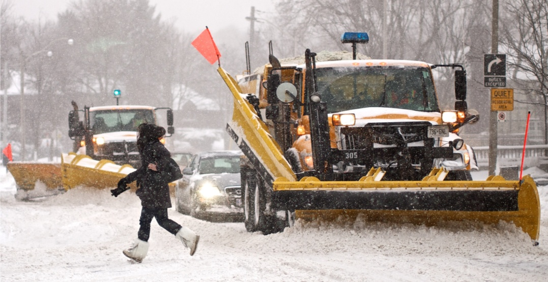 The City of Toronto says it's ready to take on winter weather