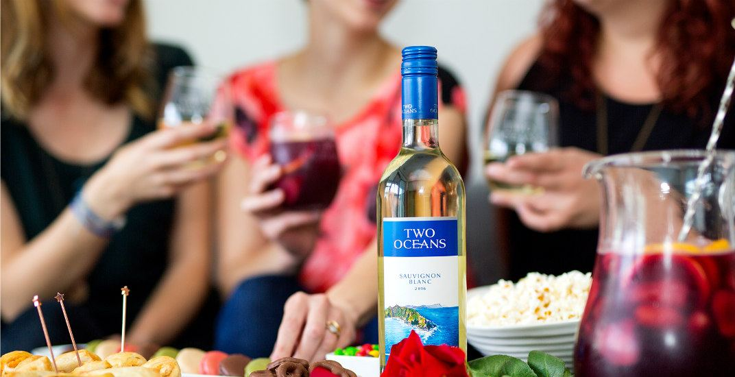 The exclusive wine of The Bachelor makes for the perfect night in with the girls