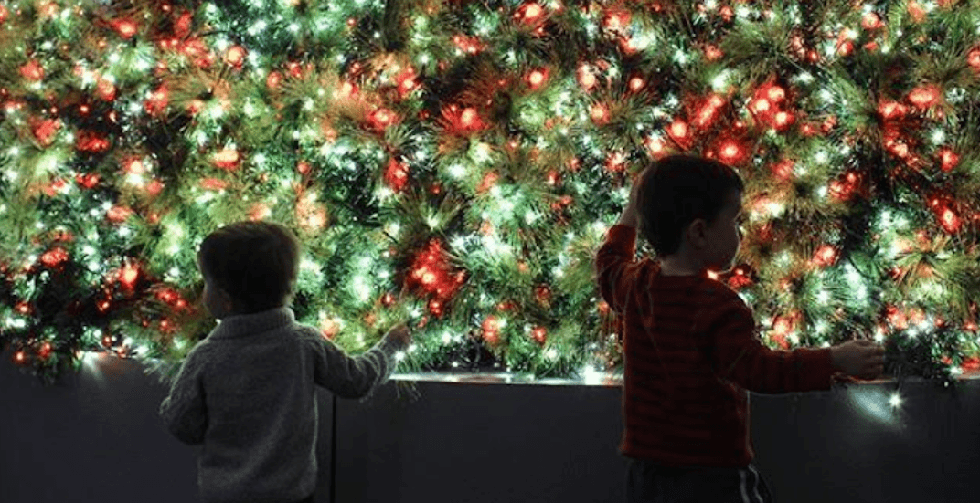 Chinook Centre's tree-lighting ceremony was a dazzling display (PHOTOS)