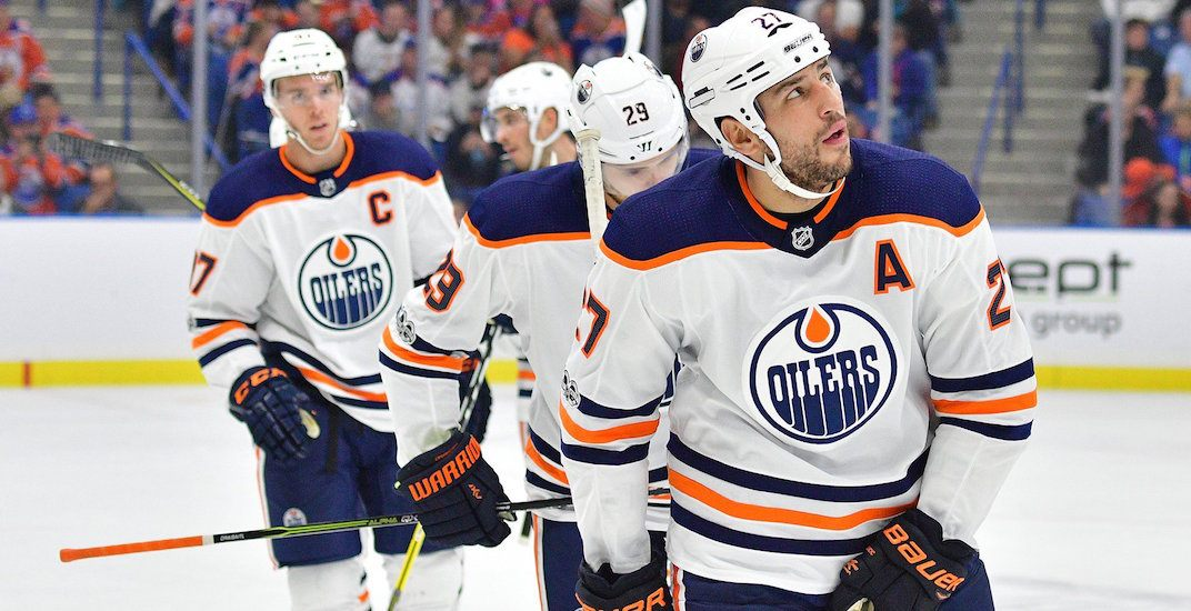 Lucic oilers