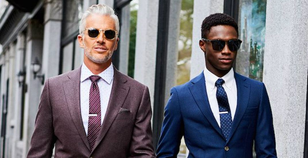 Get up to 70% off suits at Indochino Black Friday sale