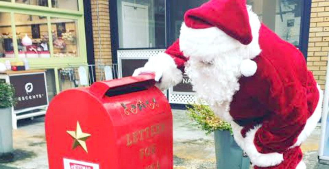 West 4th Avenue is turning into a festive wonderland for Kitsmas