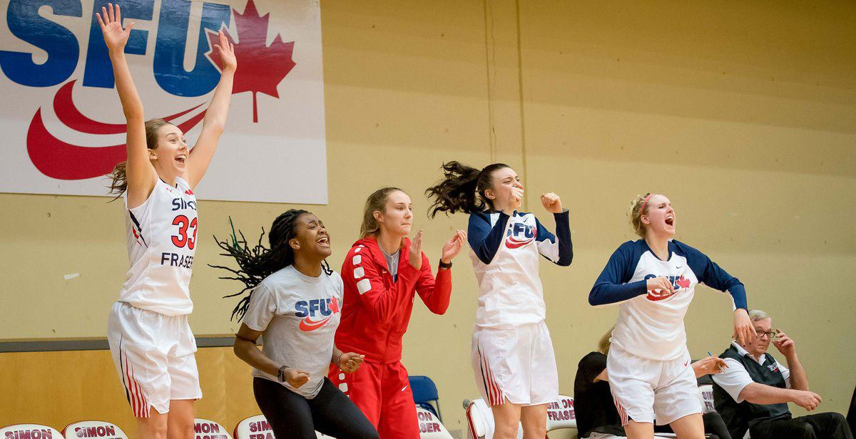 WATCH: SFU women's basketball team sets new record for 3-point shots